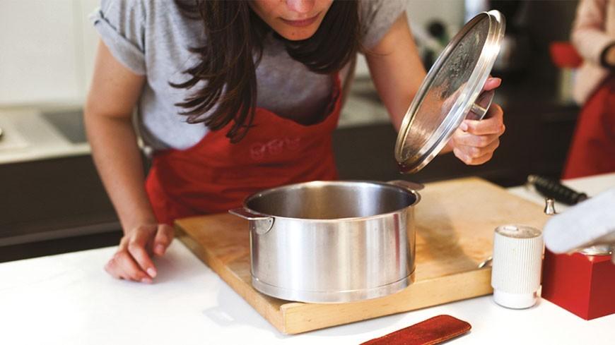 Cours pratique de Cuisine